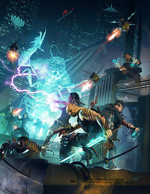 Catalyst Games Labs - Shadowrun 5th Edition