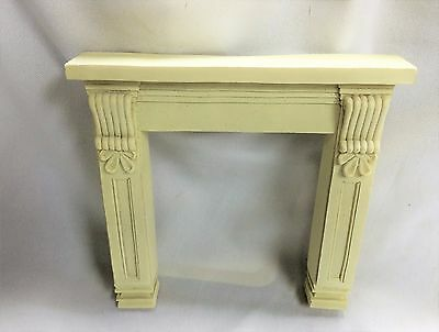 Dolls House Kitchen Overmantle 1:12 Scale