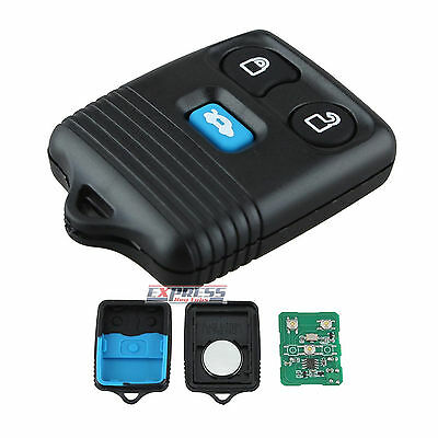 Ford Transit Mk6 Connect 2000-2006 New Remote Key Fob + Program Details