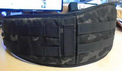 ODIN SYSTEMS - MOLLE CARRY SLEEVE - Genuine Multicam Black -