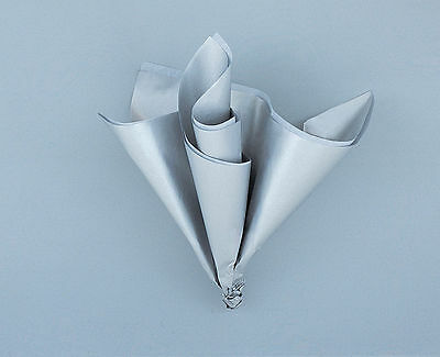 5 x sheets silver tissue Paper wrapping paper Christmas Tissue Paper