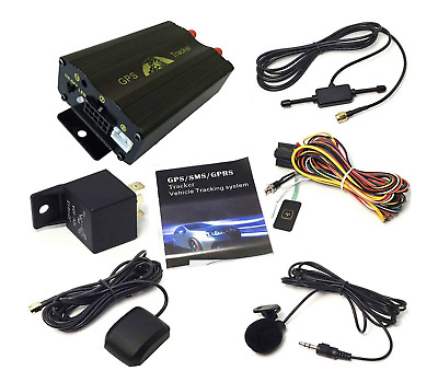GPS Tracker Anti Theft Car Immobilizer Device Vehicle Alarm Tracking System GSM