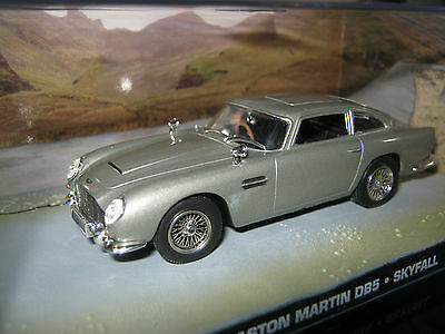 James bond car collection: issue,133* ASTON MARTIN DB5-SKYFALL SEALED/NEW