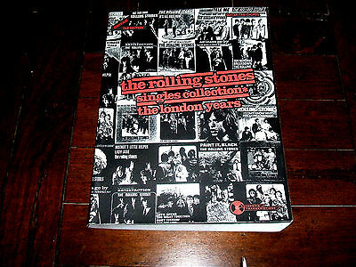 Rolling Stones Singles Collection The London Years Songbook Guitar Tab Tablature