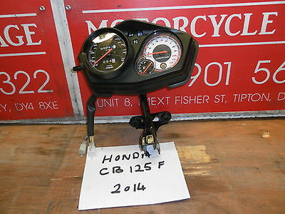 Honda Cb 125 F  Clocks /rev Conter
