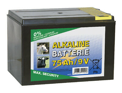 Corral Alkaline Dry Battery - Fencing