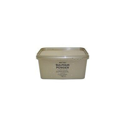 Gold Label Sulphur Powder - Horse Care & First Aid