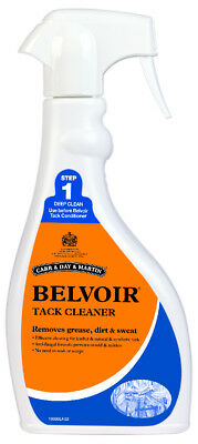 Carr, Day & Martin Belvoir Tack Cleaner Step 1 Spray - Leather Care