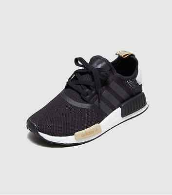 Womens Adidas Originals Nmd R1 Ultra Boost Size Uk5/ Us6.5 Black (247187)