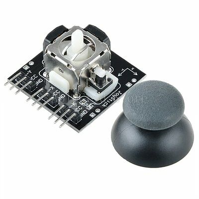New JoyStick Breakout Module Shield PS2 Joystick Game Controller For Arduino