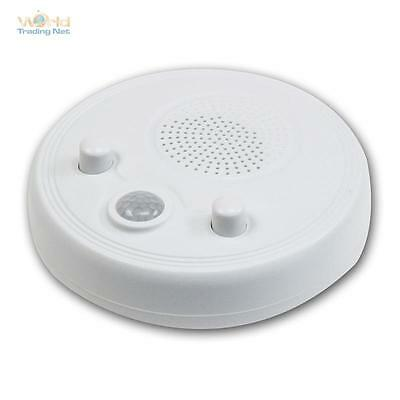 Wandradio Ceiling Radio Radio with Pir Motion Sensor Battery Operated Battery