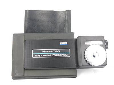 Horseman Exposure Meter 69 W/CASE FREE SHIPPING JAPAN