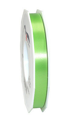 Gift Ribbon light green 15 mm x 91 m ribbon Ring tape Bow ribbon