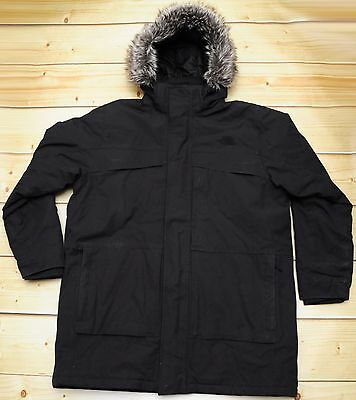 THE NORTH FACE NANAVIK - HYVENT - insulated waterproof MEN'S COAT PARKA size XL