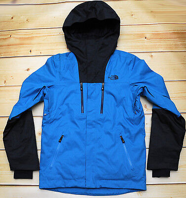 THE NORTH FACE CONTRIN - HYVENT - INSULATED snowboard ski MEN'S JACKET - size S