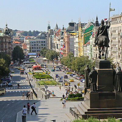 3 Day Prague 4 Stars Hotel Theatrino Short Trip Holiday Trip City Trip Voucher