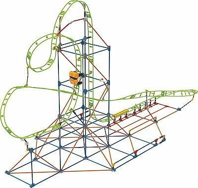 KNEX Thrill Rides Infinite Journey Roller Coaster Building Ages 7+ New Toy Gift