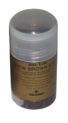 Gold Label Show Brown Stick - Mini 30 g - Showing