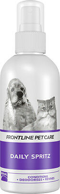 Frontline Pet Care Daily Spritz - 200ml - Cat & Dog Grooming