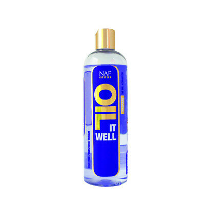 NAF Oil It Well - 500ml - Showing