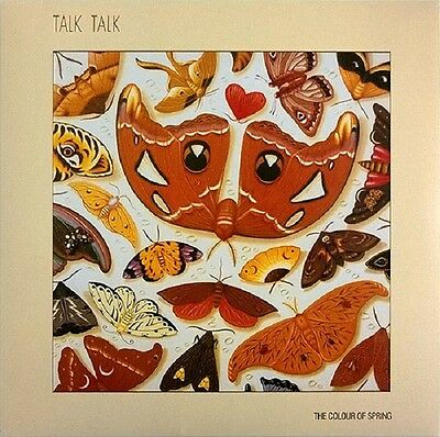 TALK TALK The Colour Of Spring - LP / Vinyl / 180g + DVD-Audio (NTSC, Region 0)