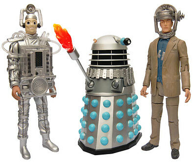Doctor Who Enemies Of The First Doctor Collectors Set - Action Figures