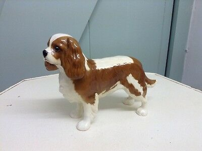 Beswick Porcelain Blenheim King Charles Spaniel Dog