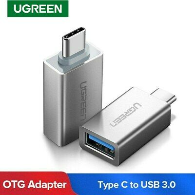 UGREEN USB C 3.1 Type C to USB-A 3.0 Female Adapter Converter Fr Mac Samsung S9