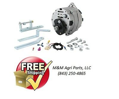 Alternator Conversion Kit Ford 2000 3000 4000 5000 6000 7000 Tractor