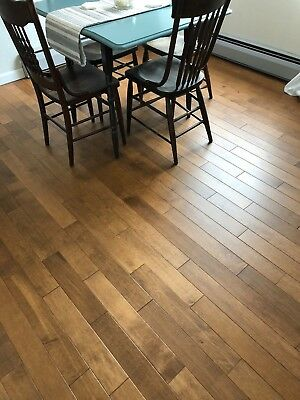 "3.5"" Centurion Maple Chambord Engineered Hardwood Flooring Sample"
