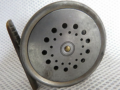 Vintage Hardy Perfect Fly Reel 2 7/8 Duplicated Mark2 Trout Reel