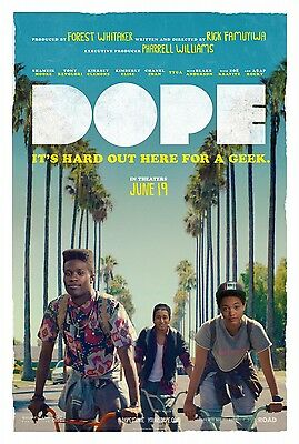 DOPE 11x17 PROMO MOVIE POSTER