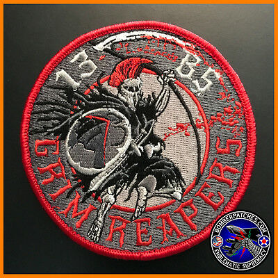 13th Bomb Squadron 2016 Deployment Patch Grim Reapers B-2 Spirit Andersen AFB