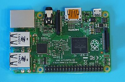 RASPBERRY Pi 2 - Model B V1.1 1GB RAM Quad Core CPU , free EU shipping