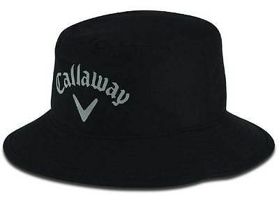 Callaway Aqua Dry Bucket Hat - Black