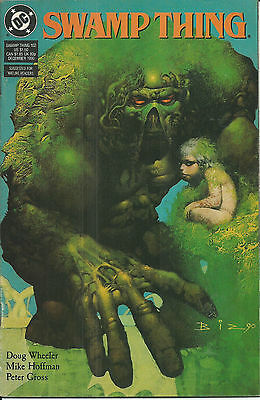 DC Copper Age Horror : Swamp Thing #102 (Mike Hoffman) Simon Bisley