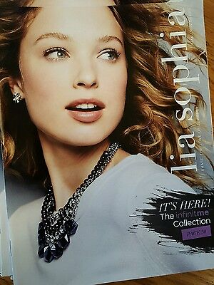 2014 Fall/Winter LIA SOPHIA Jewelry Catalog ~ NEW