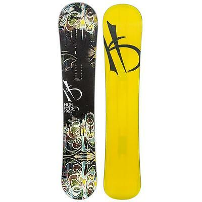 Winter Special Snowboard High Society Twin  158Cm Board Only 50% Off Retail