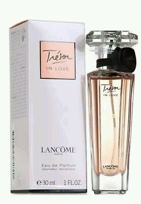 Lancome Tresor In Love 30Ml L'eau De Parfum Perfume Edp For Women New & Sealed