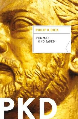 The Man Who Japed by Philip K. Dick Paperback Book (English)