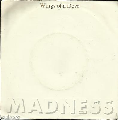 Madness // Wings Of A Dove / Behind The 8 Ball