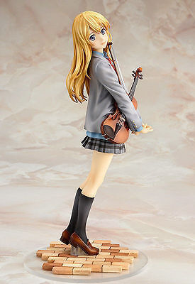New Your Lie in April Miyazono Kaori PVC Action Figure Collectible Good Smile