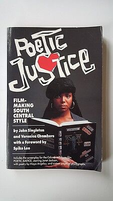 JANET JACKSON-Poetic Justice BOOK