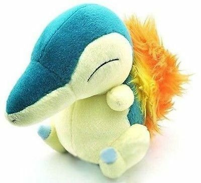 Pokemon CYNDAQUIL Lovely Cute Plush Doll For Cute Kids Baby Gift