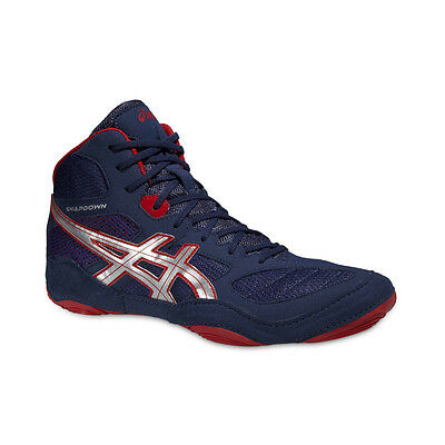 Asics Snapdown Mens Wrestling Shoes MMA BJJ