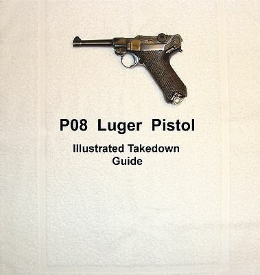 P08  Luger Takedown Guide  On cd