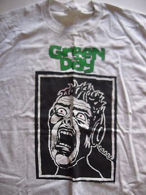 Green Day Basket Case Vintage 1994 Authentic T Shirt