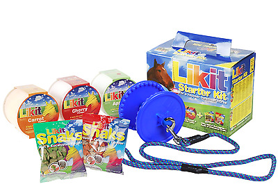 Likit Pony/Horse Toy Starter Kit