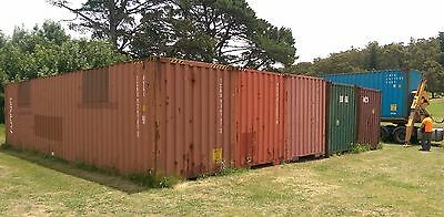 9 x 40FT High Cube HQ 40 ft Shipping Container Kilsyth Melbourne choice of 9