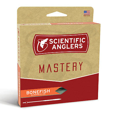 Scientific Anglers Mastery Bonefish WF Tropical Floating Fly Fishing Lines